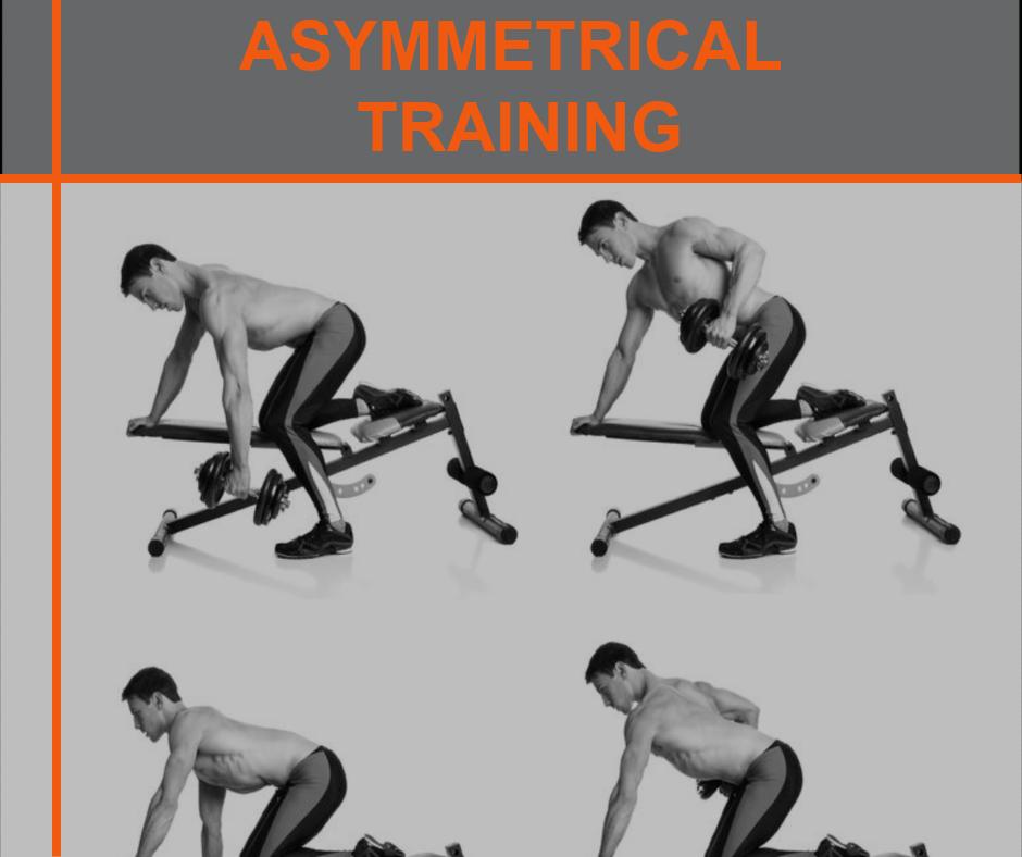 Assymetrical Training