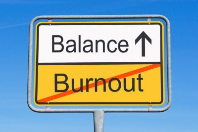 personal trainer balance, not burnout