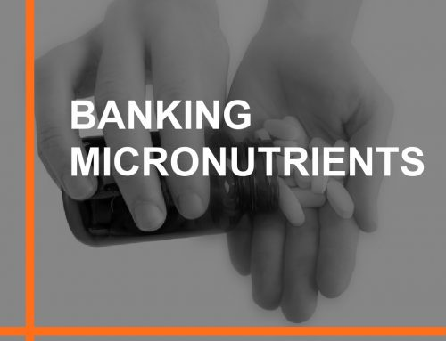 Banking Micro-nutrients for Performance