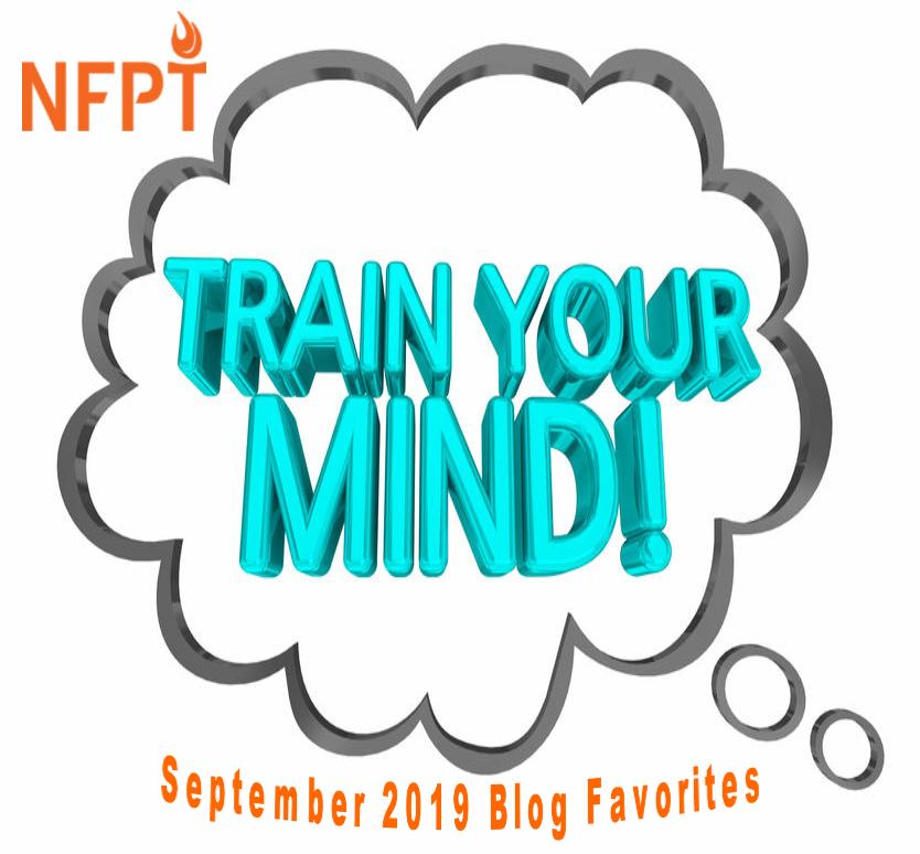 Blog Favorites Sept