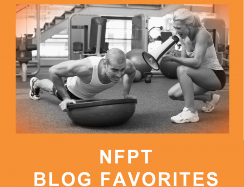 NFPT Blog January 2021 Favorites