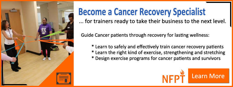 Cancer Recovery Fitness Trainer