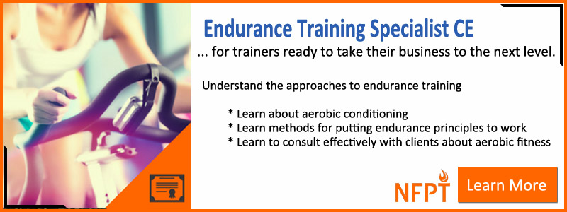 Endurance Training CE