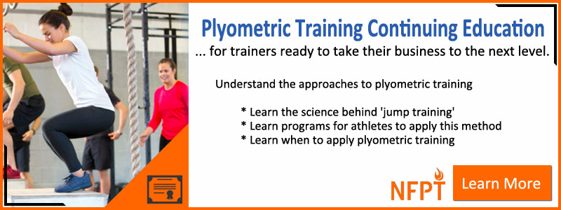 Plyometric Training CE