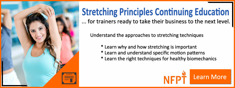 Stretching Continuing Education