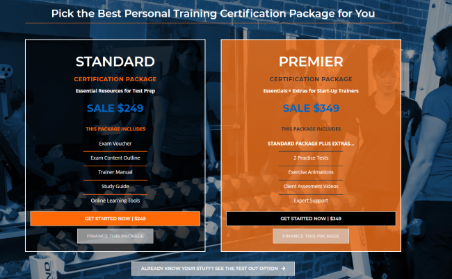 How To Get A Personal Trainer Certification | The NFPT Process