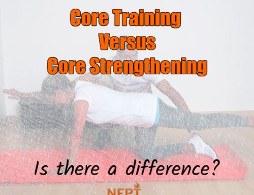 Core Training Versus Core Strengthening: Is There A Difference?
