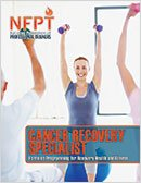 Cancer Recovery Specialist Cover