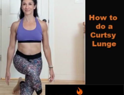 The Curtsy Lunge: How to do it and why you should
