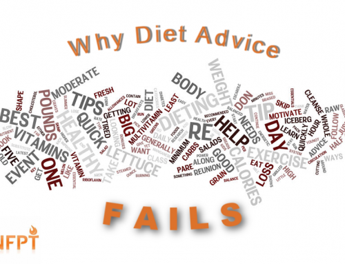 Why Most Dieting Advice Fails