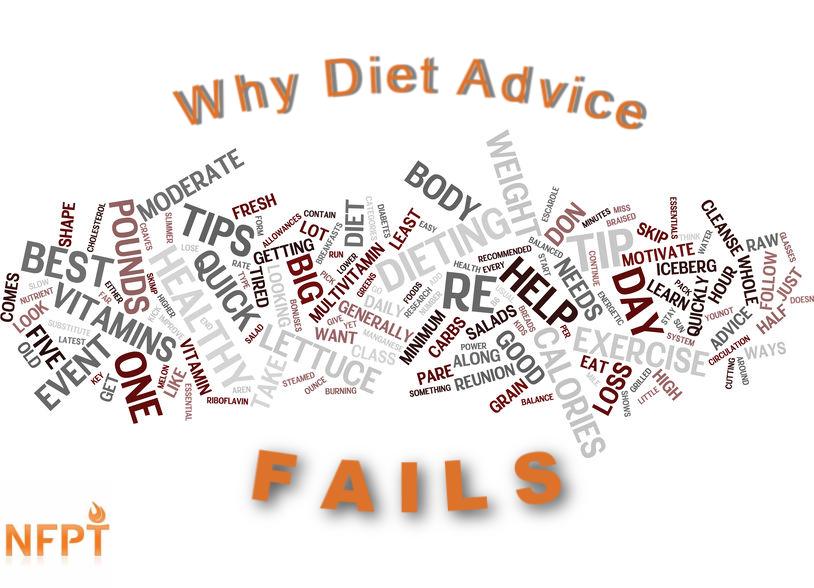 Diet advice NFPT