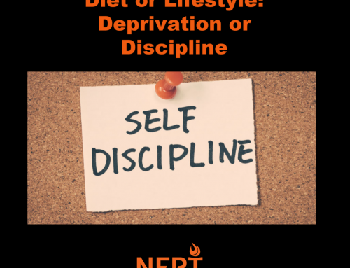 Deprivation vs Discipline and Sustained Weight Loss