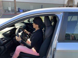Driving A Car2