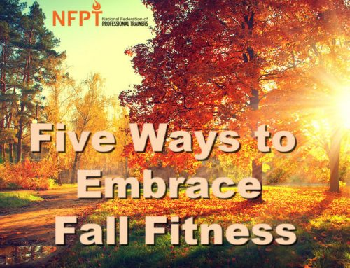 Five Ways to Embrace Fall Fitness with Clients