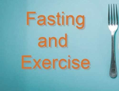 Fasting and Exercise