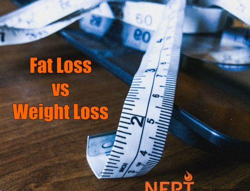 Fat Loss Versus Weight Loss
