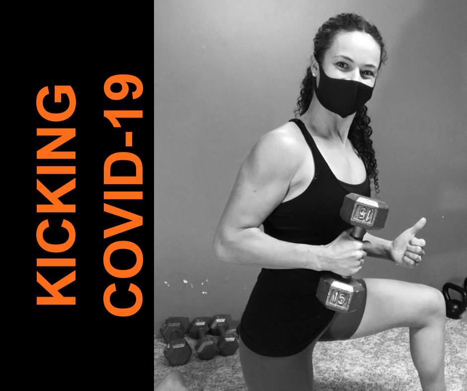 Featured KICKING COVID 19