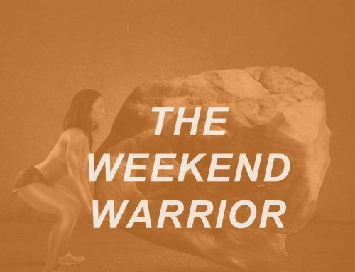 Tips for Training the Weekend Warrior