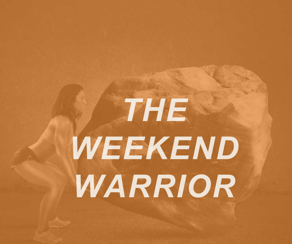 Featured Weekend Warrior