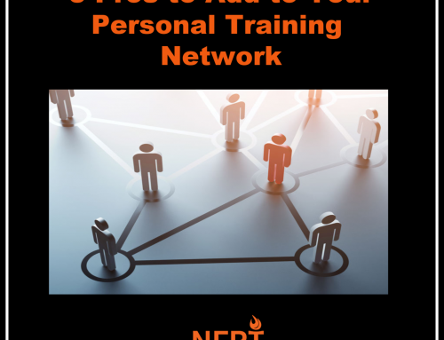 5 Must Have Professionals in Your Personal Training Network