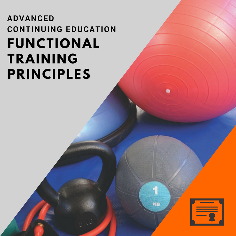 Functional Training: Functional Training Specialist Course