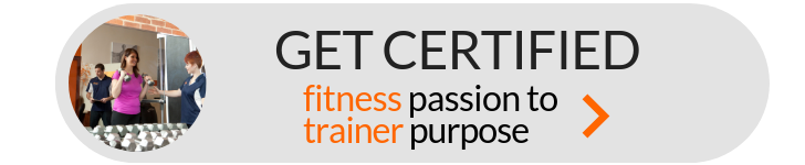Get Certified as a Personal Trainer