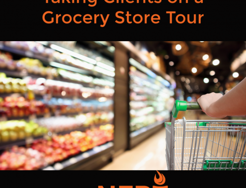 Tour the Grocery Store with Your Clients