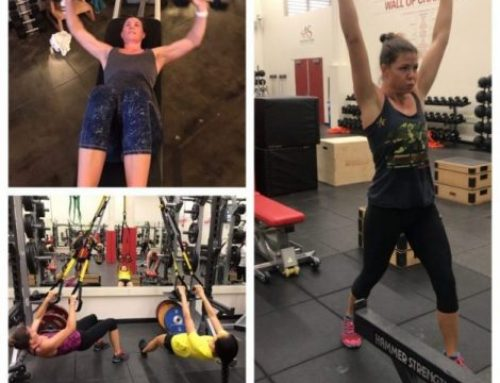 Training Women to Be Strong