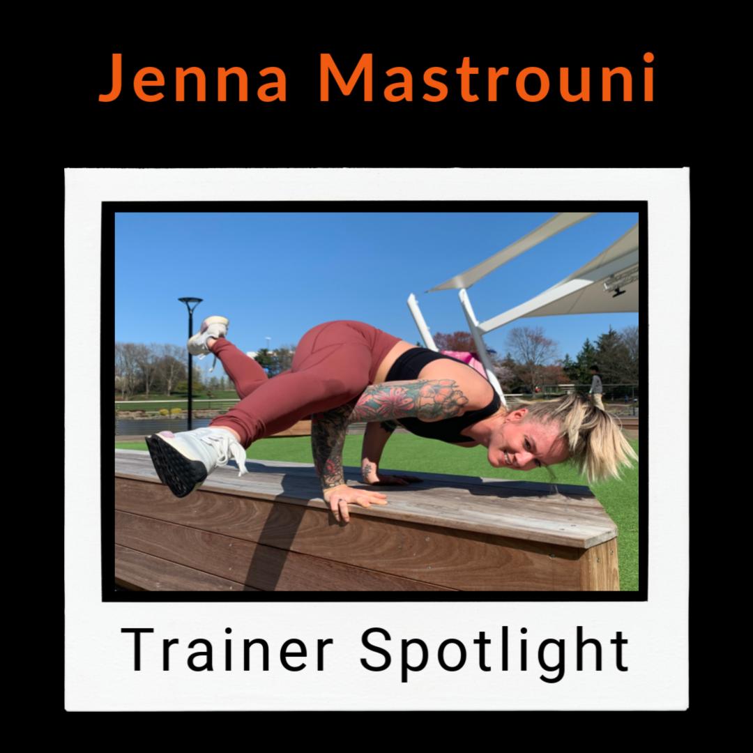 Jenna Mastrouni