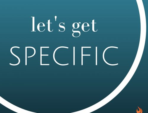 Specificity Training – What and Why