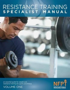 Resistance Training Specialist Manual