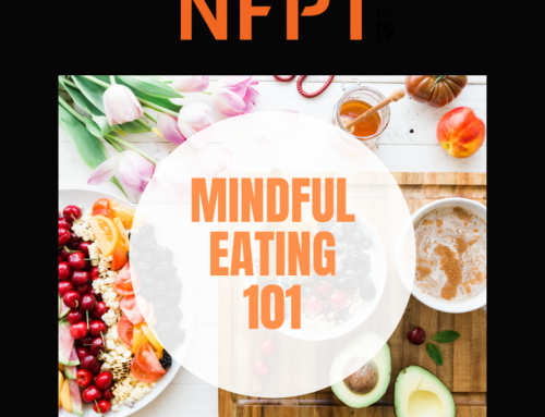 Mindful Eating 101