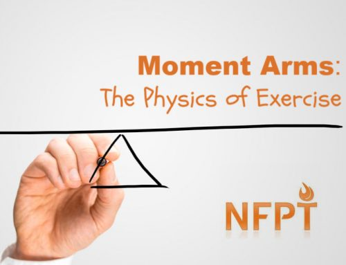 Moment Arms: A Brief Introduction to the Physics of Exercise