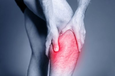 Muscle Cramp Charley Horse