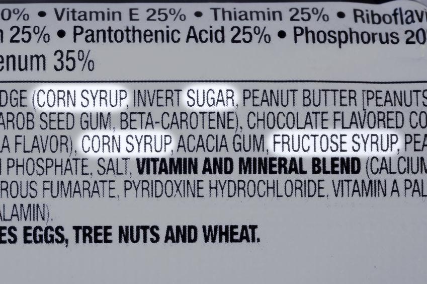 Processed Ingredients