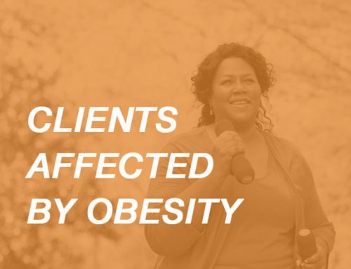 Considerations for Working with Clients Affected by Obesity