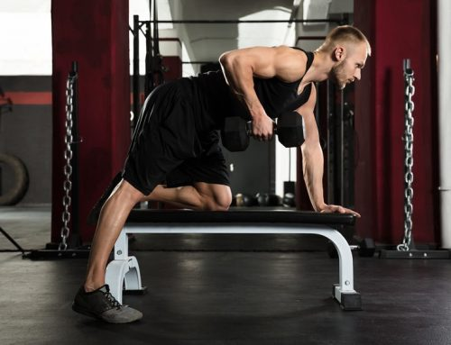 Proper Form for a One-Arm Dumbbell Row