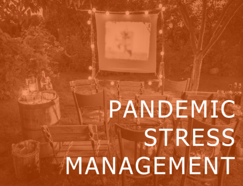 The Pandemic Stress Management List