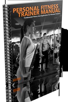personal trainer manual