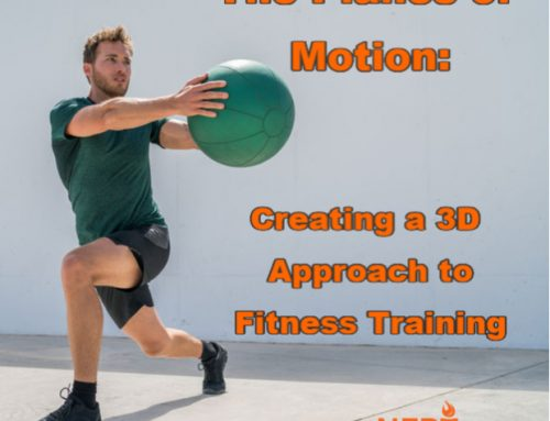 The Planes of Motion: Creating a 3D Approach to Fitness Training
