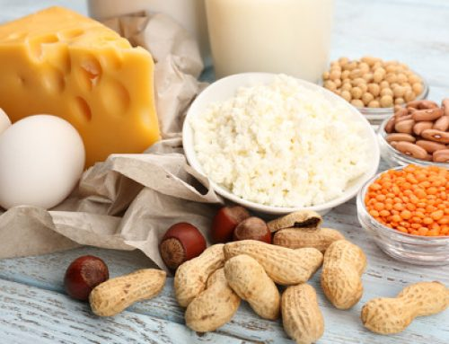 Talking to Your Clients About: Protein