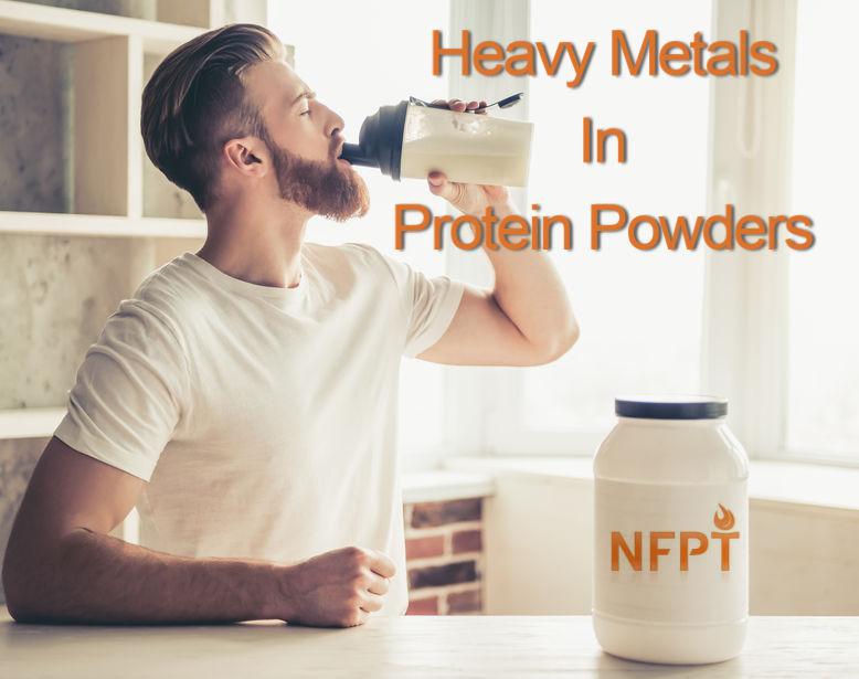 Protein Powder Drink Heavy Metals?
