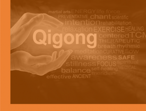 Qiqong: May The Life Force Be With You