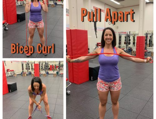 5 Upper Body Resistance Band Exercises for the Busy Summer Client