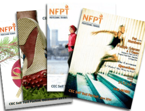 FREE CECs– NFPT Self Tests