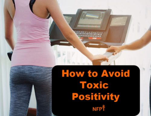 How to Avoid Toxic Positivity when Communicating with Fitness Clients