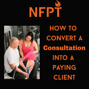 Trainer Consultation