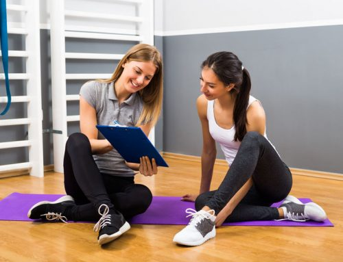Training the Personal Trainer: Can We Walk the Walk?