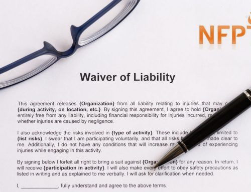 Liability Waiver Forms and Your Legal Position as a Personal Trainer