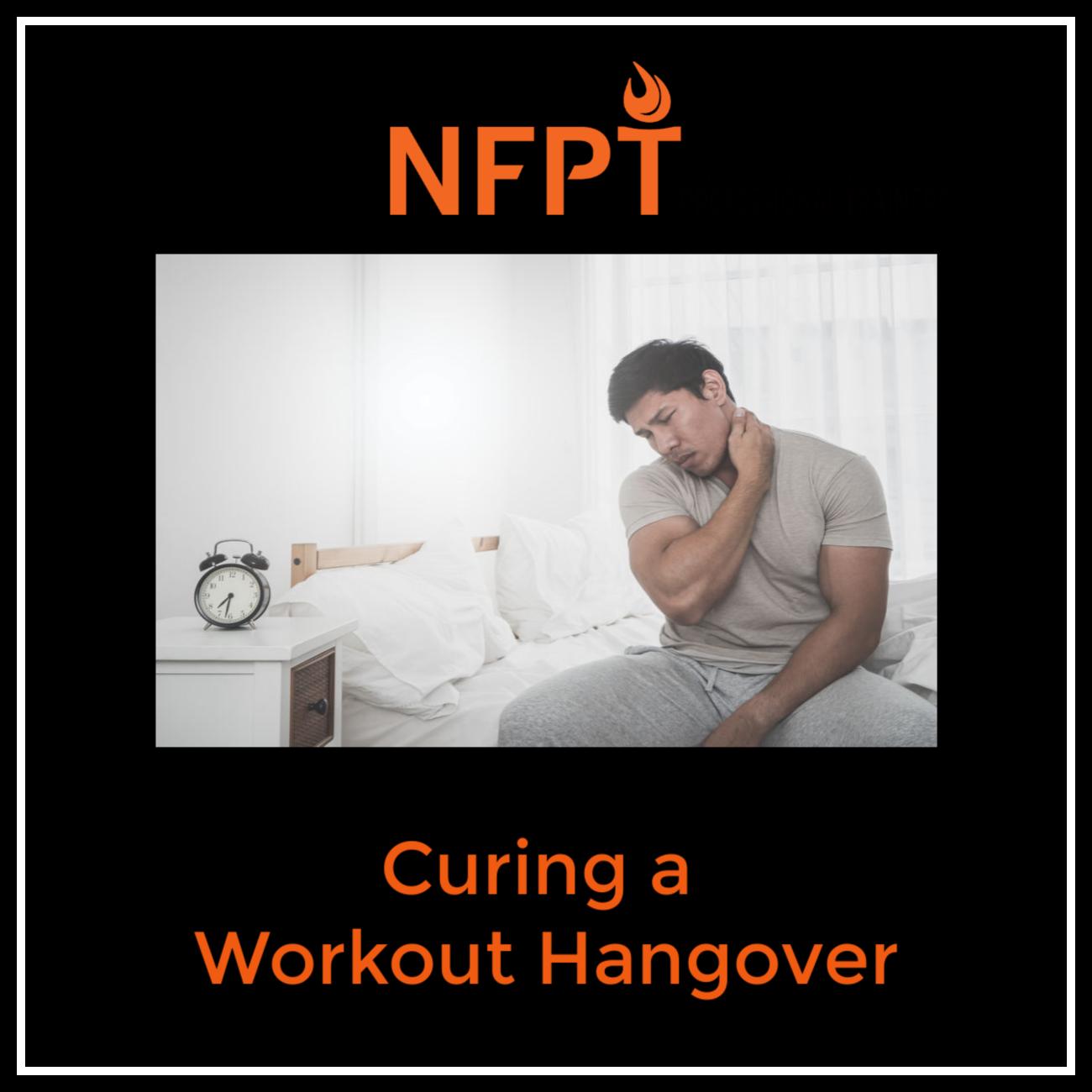 Workout Hangover